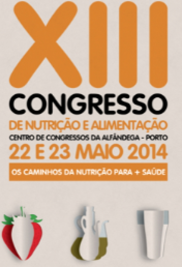 Marlene N. Silva at the XIII Congress of Nutrition and Food