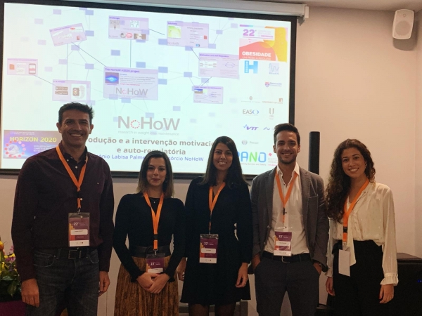 PANO Research Group at the 22nd Portuguese Congress on Obesity (SPEO)