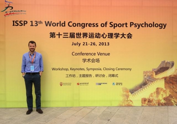 PANO at the 13th World Congress of Sport Psychology