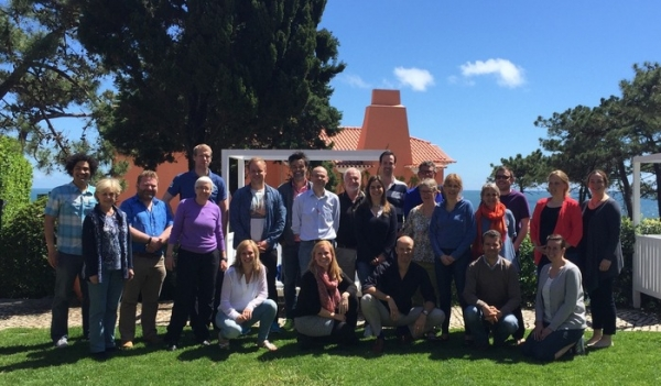 EuroFIT project meeting at Cascais
