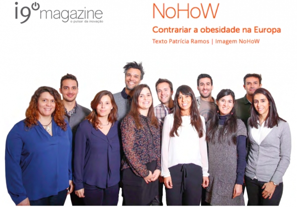 NoHoW at i9 Magazine
